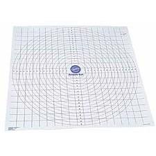 020010 Wilton Roll `n Cut / measuring Mat  50x50 Wilton