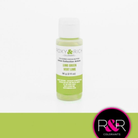 LIME GREEN  - Artist collection cocoabutter chocolate colouring  Roxy & Rich