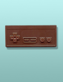 Video game controller classic  chocolade mal