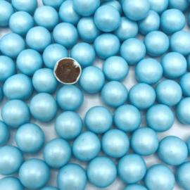 Parelmoer Blauw/ Blue Pearlescent  MEDIUM choco pearls - Happy Sprinkles