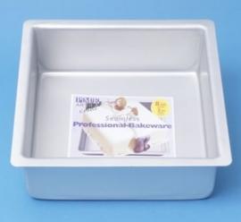 30x30x10 cm PME Extra Deep Square Pan / Extra hoge bakvorm vierkant