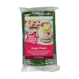 Forest Green Funcakes Rolfondant   250 Gram