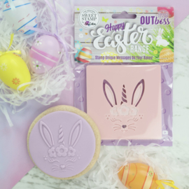 UNICORN BUNNY - Outboss -EASTER- Sweetstamp