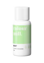 Mint Colour Mill oil based food colouring (aanbieding geldig tot 26 nov)