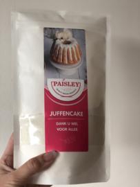 Juffen cake / bedankt jufrouw
