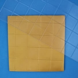 047054 PME Impression Mat Square Large