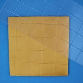 047054 PME Impression Mat Square Large