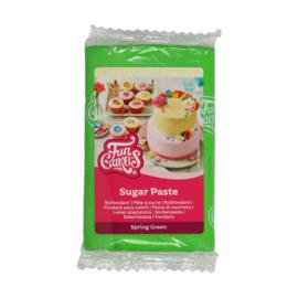 Spring Green Funcakes Rolfondant 250 Gram
