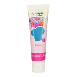 AQUA Funcolour concentrated color Gel Funcakes