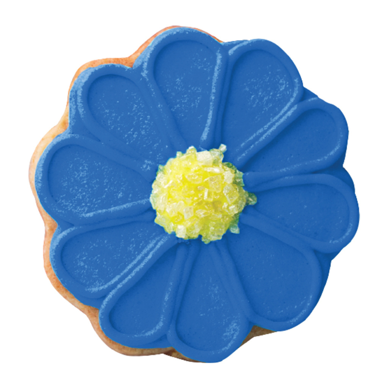 Blauwe Cookie Icing - royal icing Ready to use
