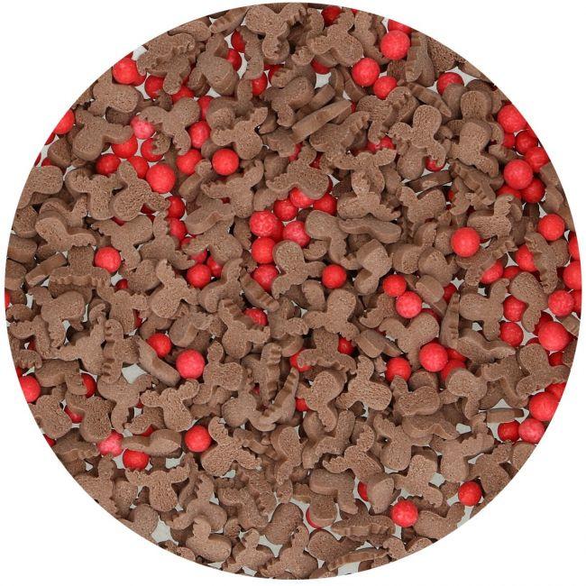 Funcakes Reindeer Sprinkel mix