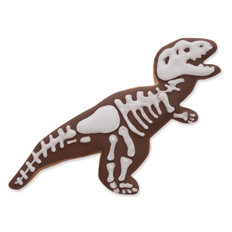 Dinosaurus T-Rex uitsteker