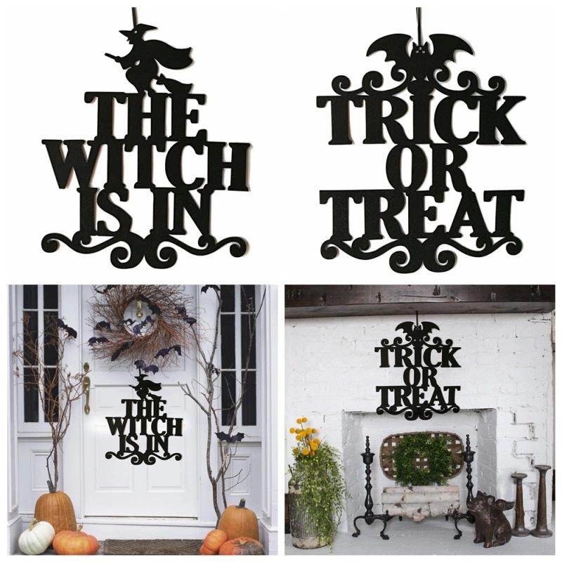 Halloween muur / deur hangers
