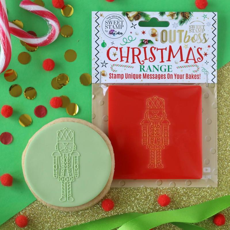 The NUTCRACKER- Outboss- Christmas -Sweetstamp