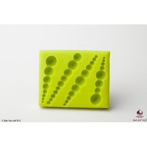 Pareldrops Silicone mold