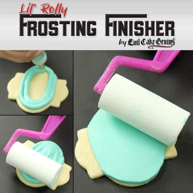 Lil Rolly Frosting Finisher -Evil Cake Genius