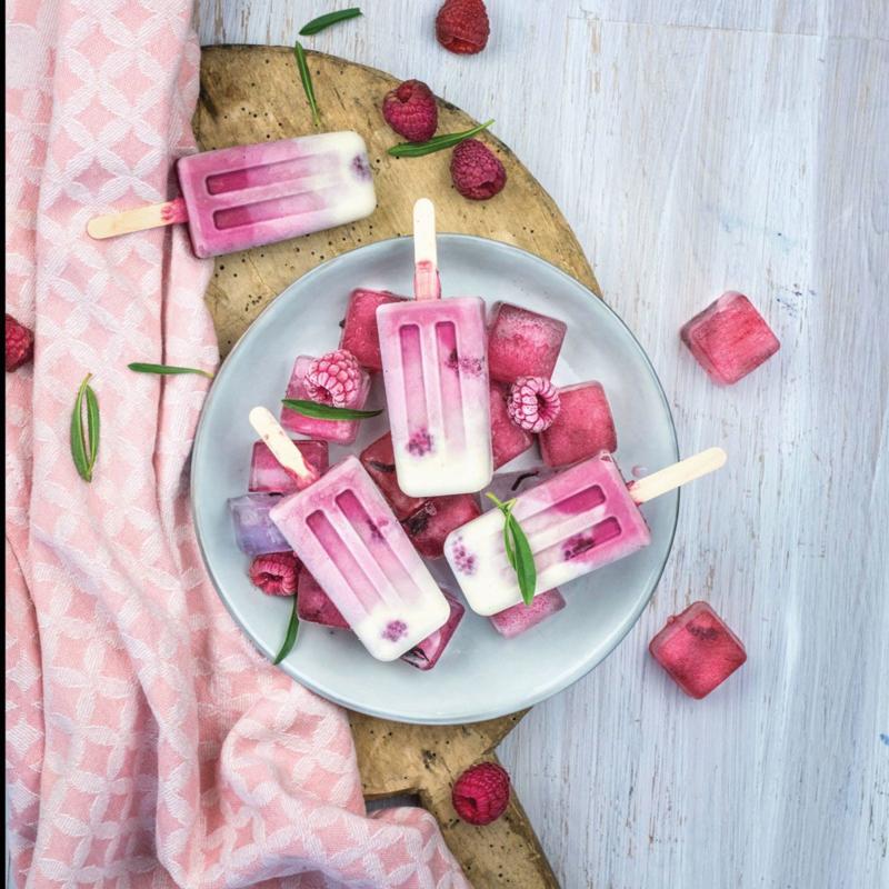Popsicle mini sticks / stokjes Silikomart