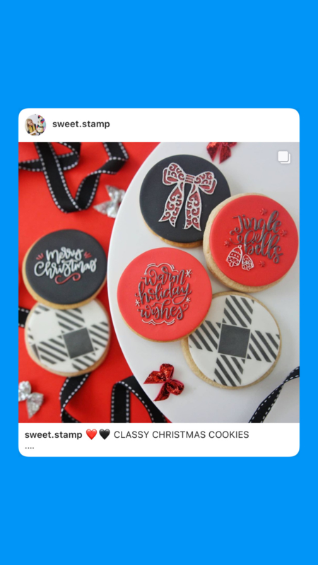 Merry Christmas -ELEGANT- Outboss- Christmas -Sweetstamp