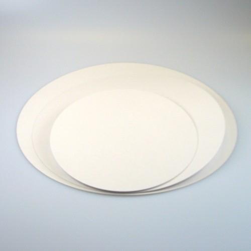 28 cm ronde Vetvrije kartons  5/Pk
