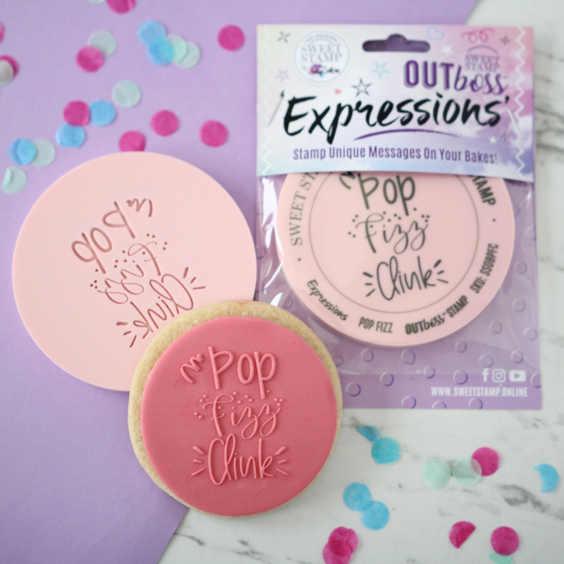 Pop Fizz Clink -Outboss -Expressions -Sweetstamp