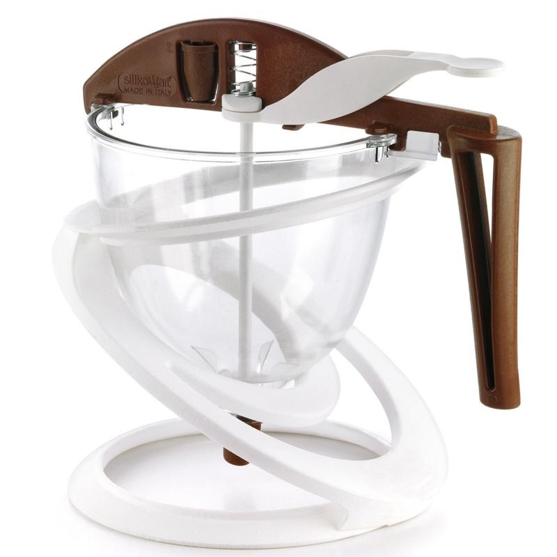 Silikomart chocolade Funnel