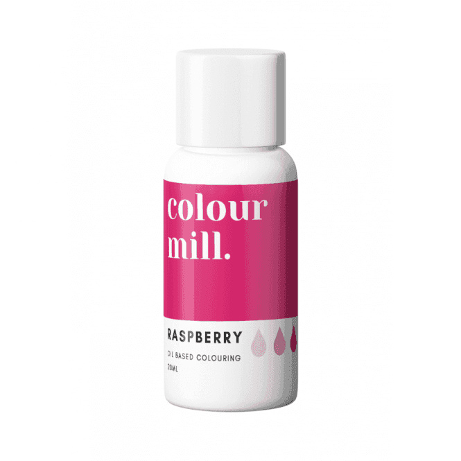 RASPBERRY  Colour Mill oil based food coloring