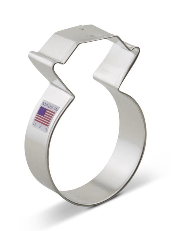 Diamant ring Uitsteker Ann Clark