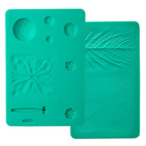 Flower Impression mat set Wilton