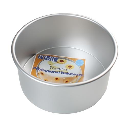 25 cm & 10 cm diep PME EXTRA Deep Round Cake Pan