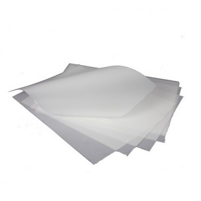 Choco transfer sheet ONBEDRUKT a-4 formaat