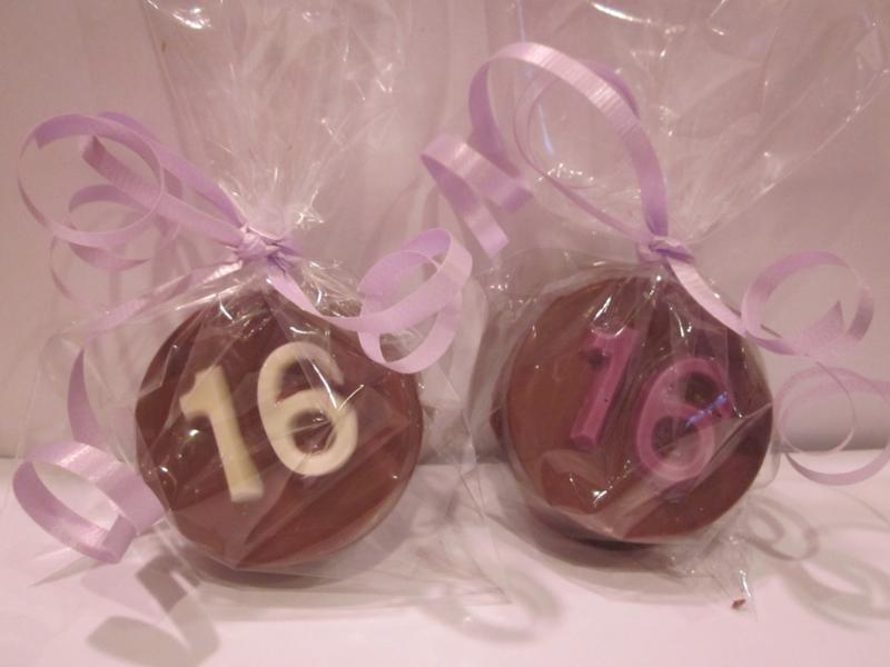 Sweet 16 Oreo koekjes chocolade mal