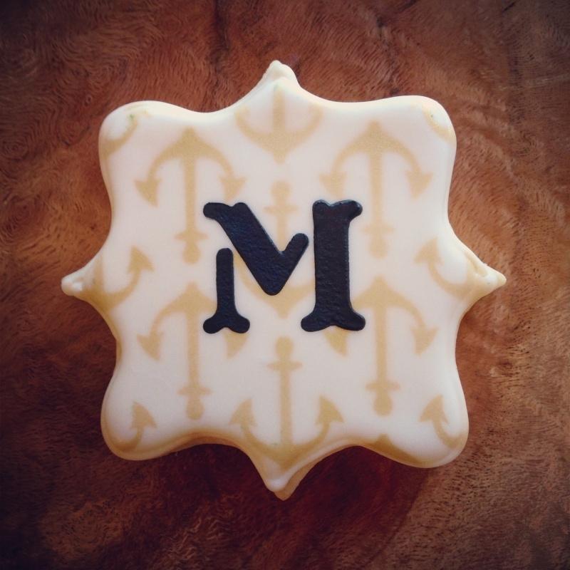 Cookie Countess Block Alphabet Stencils