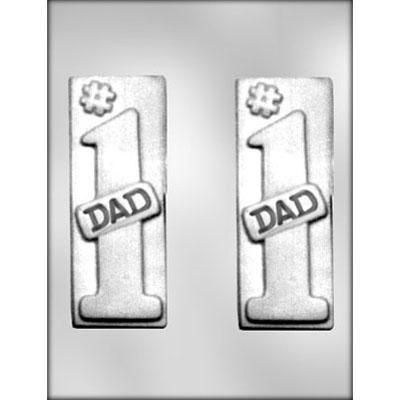 #1 DAD Plaque chocolade mal