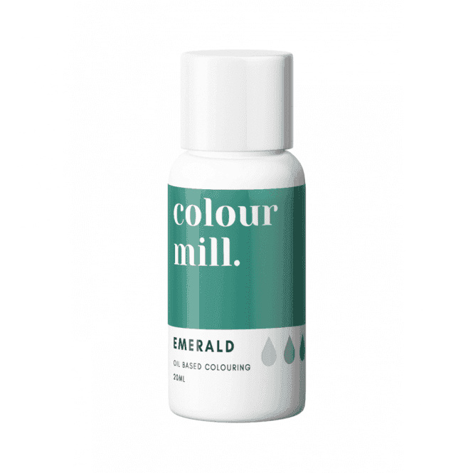 EMERALD Colour Mill oil based food colouring
