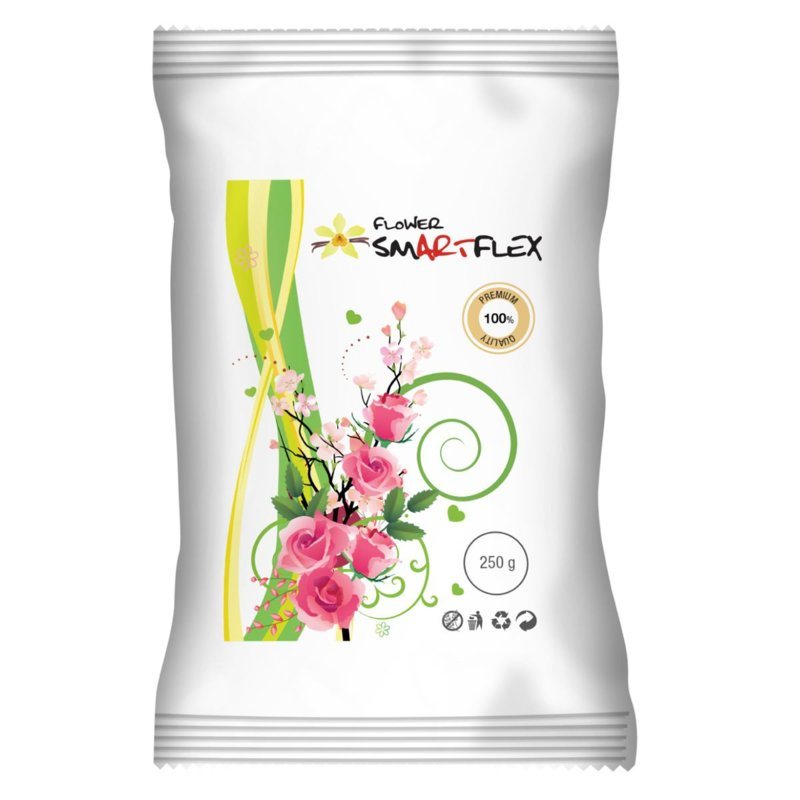 Flower modelling paste / Gumpaste SMartflex