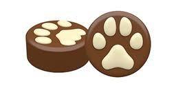 PAW patrol / hondenpoot Oreo koekjes chocolade mal