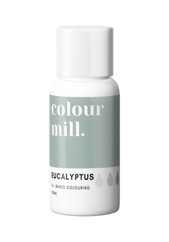 EUCALYPTUS Colour Mill oil based food colouring