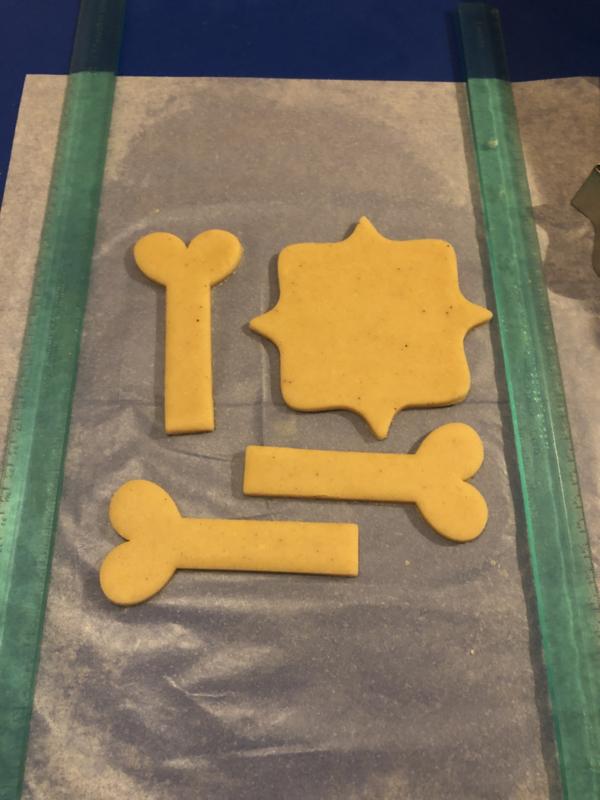 Cookie stick Heart / stick hartje uitsteker Koekdesign