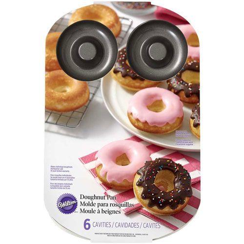 Donut pan 6 cavity Wilton