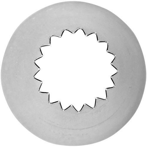 #8B Wilton Decoratie Tip Open Star