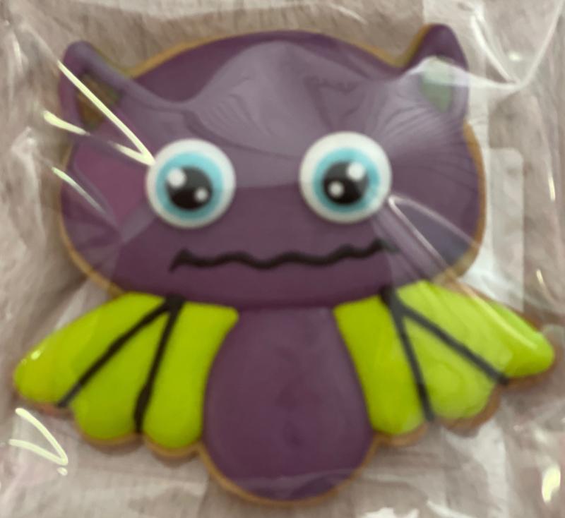 Royal Icing koekjes workshop Happy Halloween  incl. High tea