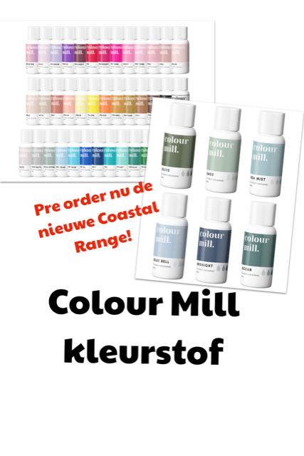 Colour Mill kleurstof op oliebasis