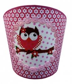 Pink owl WL