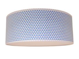 Silhouette plafondlamp nautic