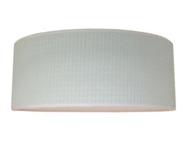 Ceiling lamp waffle mint