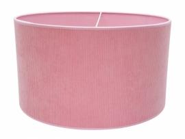 -  velvet corduroy pink