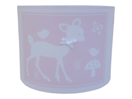 Best Forest Friends baby pink Wall-light