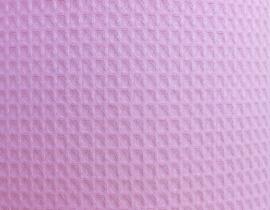 - Waffle pink