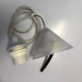 pendel transparant 80 cm