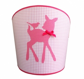 a pink deer WL